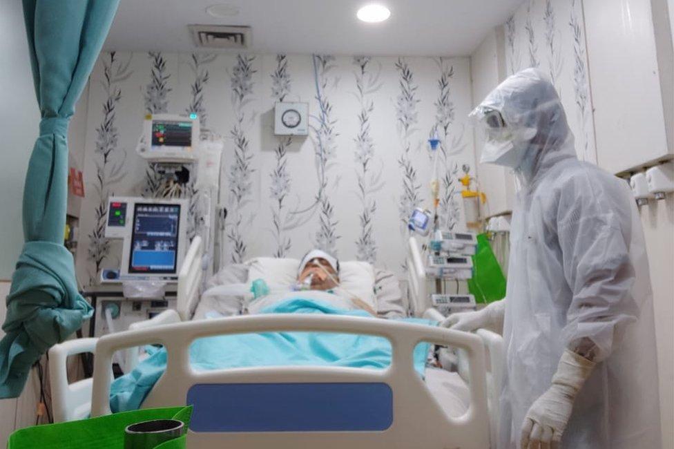 Mukherjee in ICU