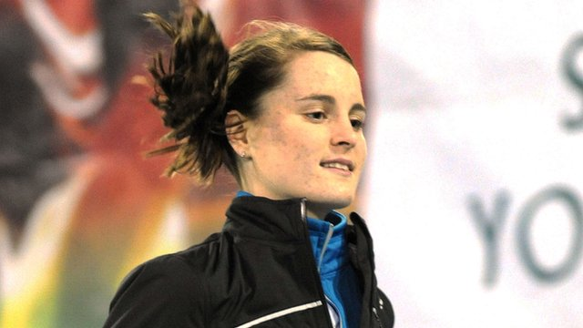 Irish athlete Ciara Mageean