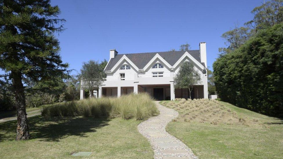 Casa de Morabito.