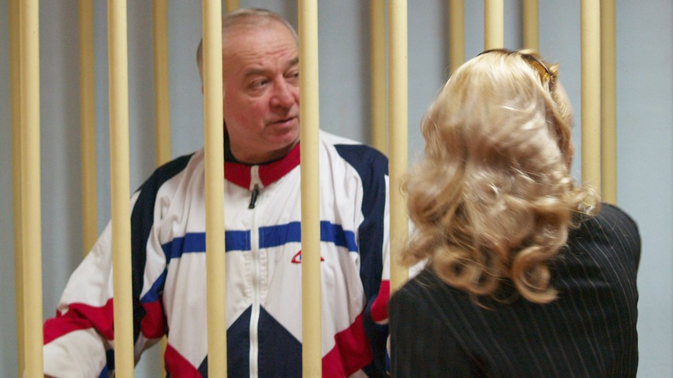 Sergei Skripal in Moscow court. Photo: August 2006