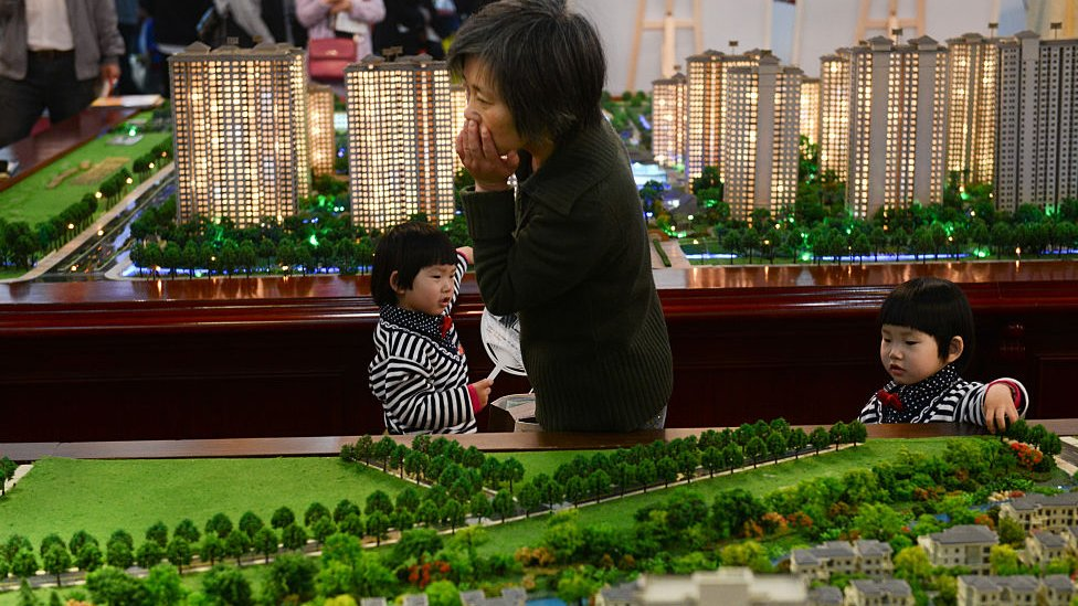 Feria inmobiliaria en China