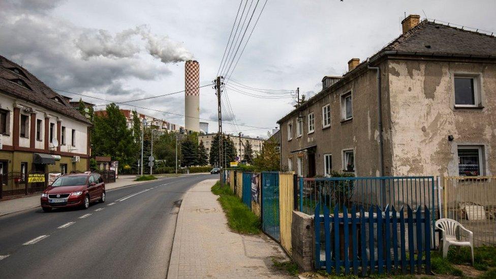 Turow power plant/Bogatynia, 25 May 2021