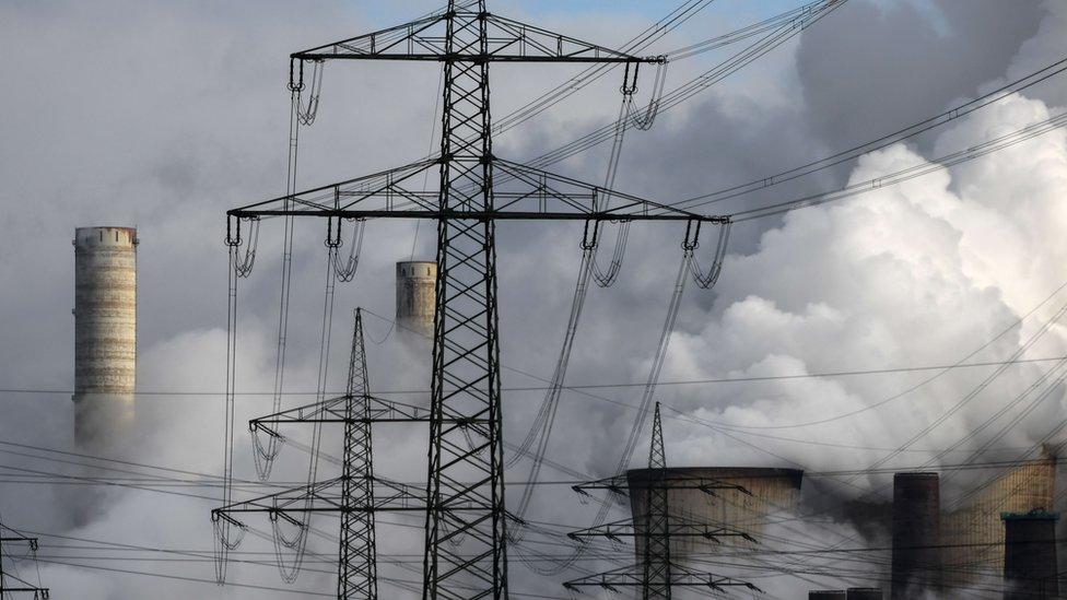 Газовый кризис в Европе. Кто виноват: ковид, погода или