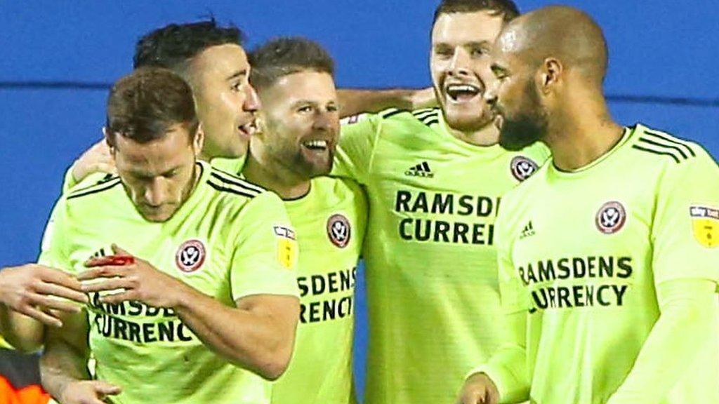 Reading 0-2 Sheffield United: Billy Sharp helps Blades beat Royals