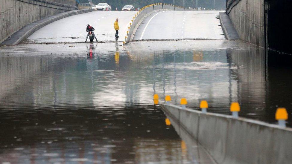 Київ попереджають про грози: підтопить знову?