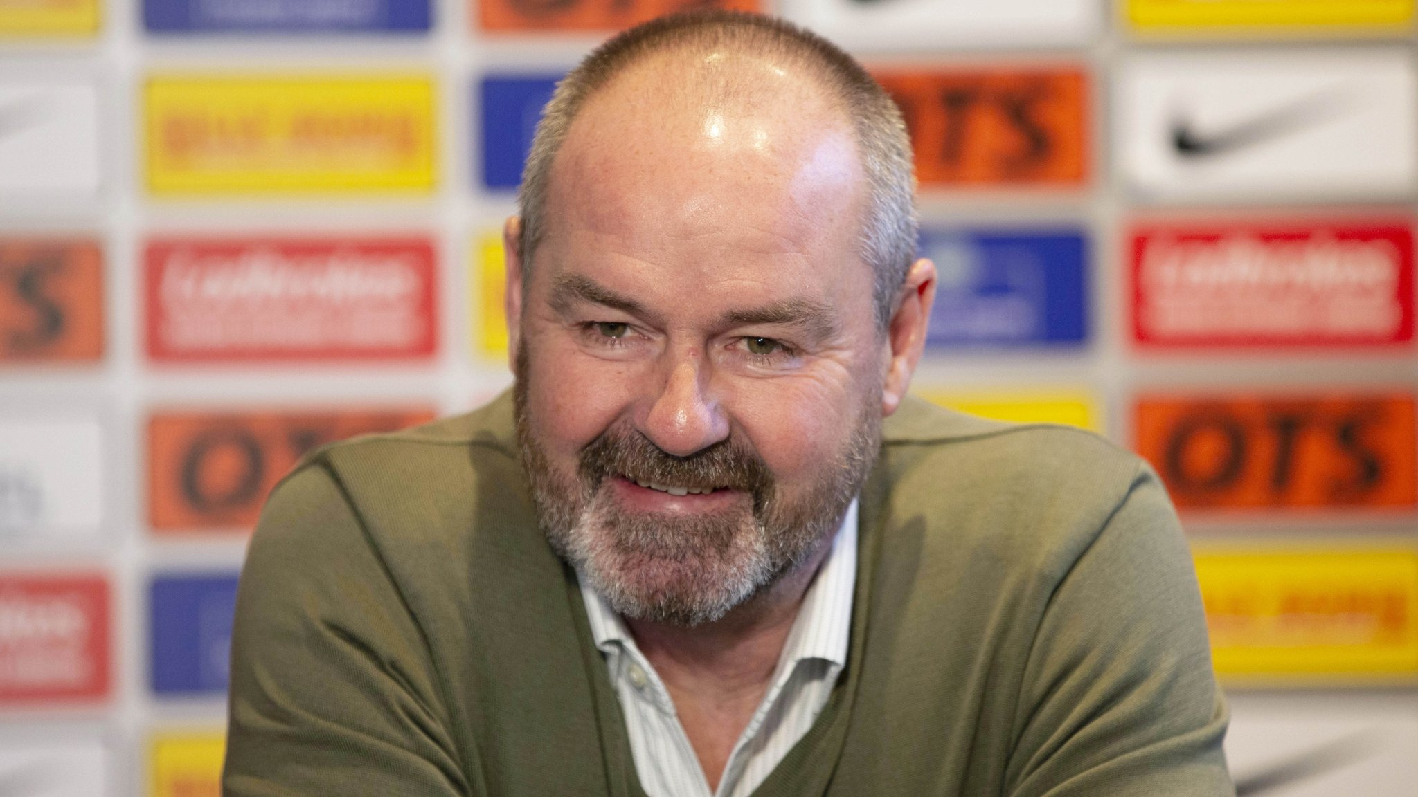 Steve Clarke: Kilmarnock boss 'happy to run' with current squad