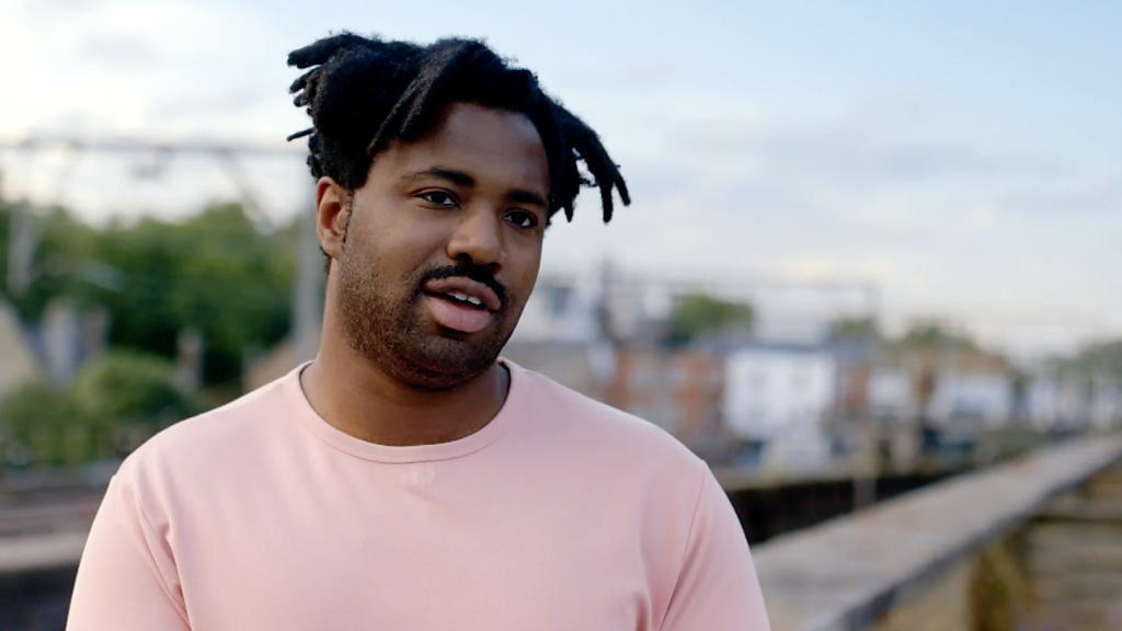 BBC News - Mercury Prize-winner Sampha discusses the recording of his album, Process