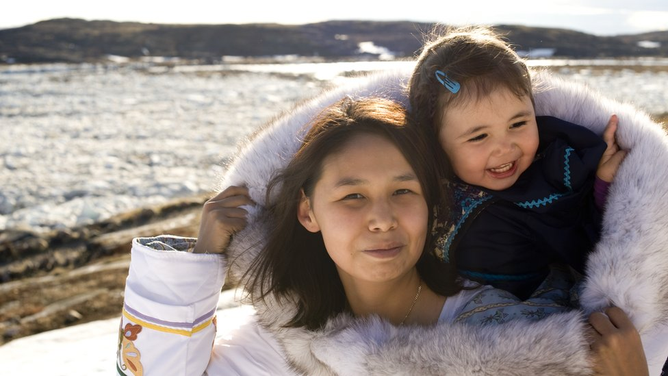 madre inuit