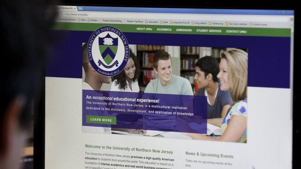 جامعة فارمنغتون