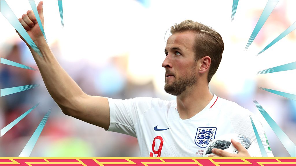 World Cup 2018: England 6-1 Panama highlights