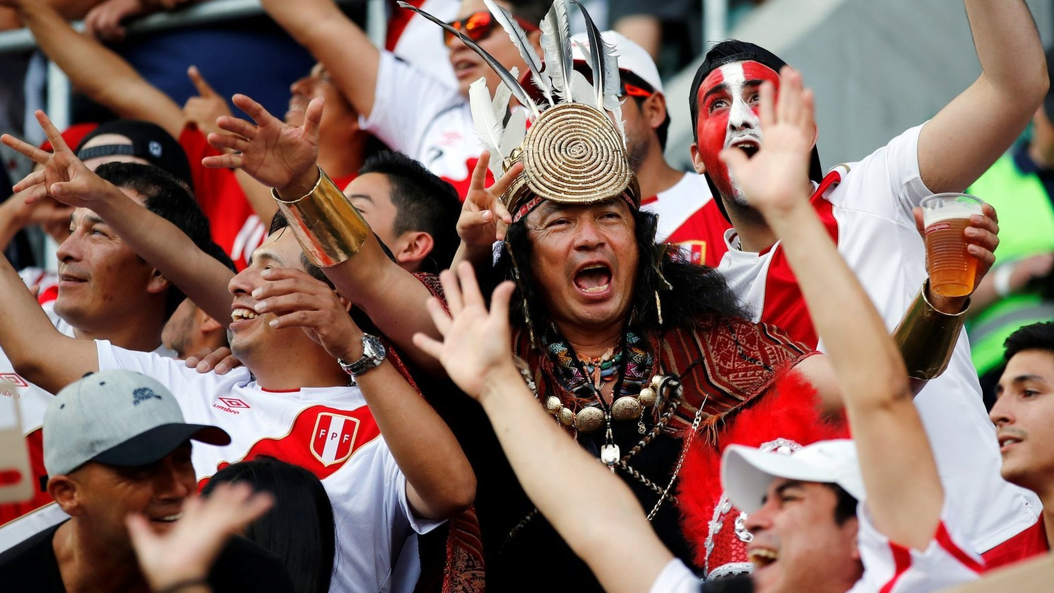 World Cup 2018: The incredible sacrifices of Peru's dedicated fans