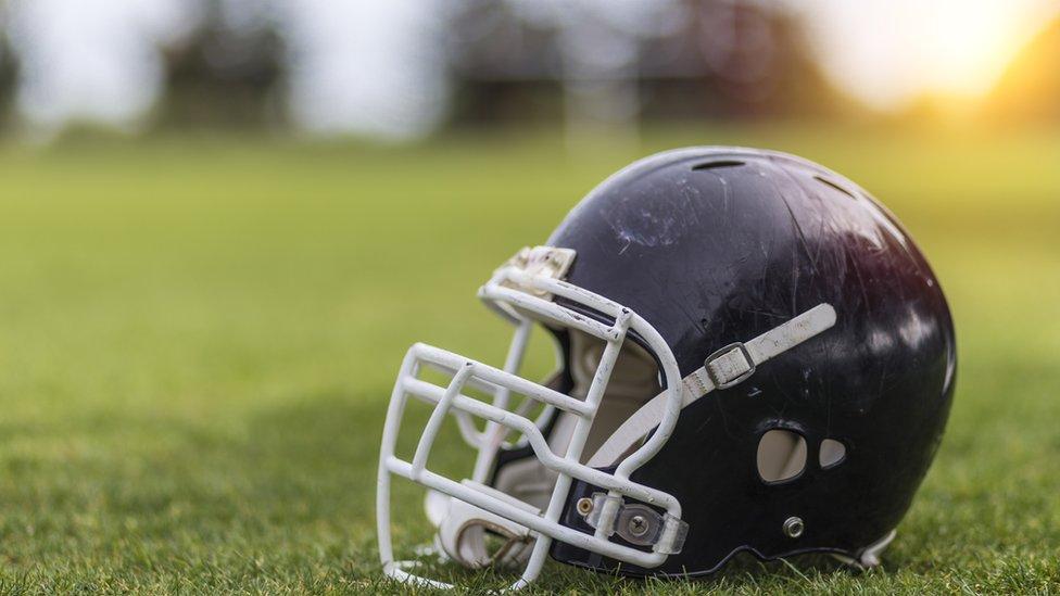 NFL concussions: Cardiff Uni to develop helmet padding