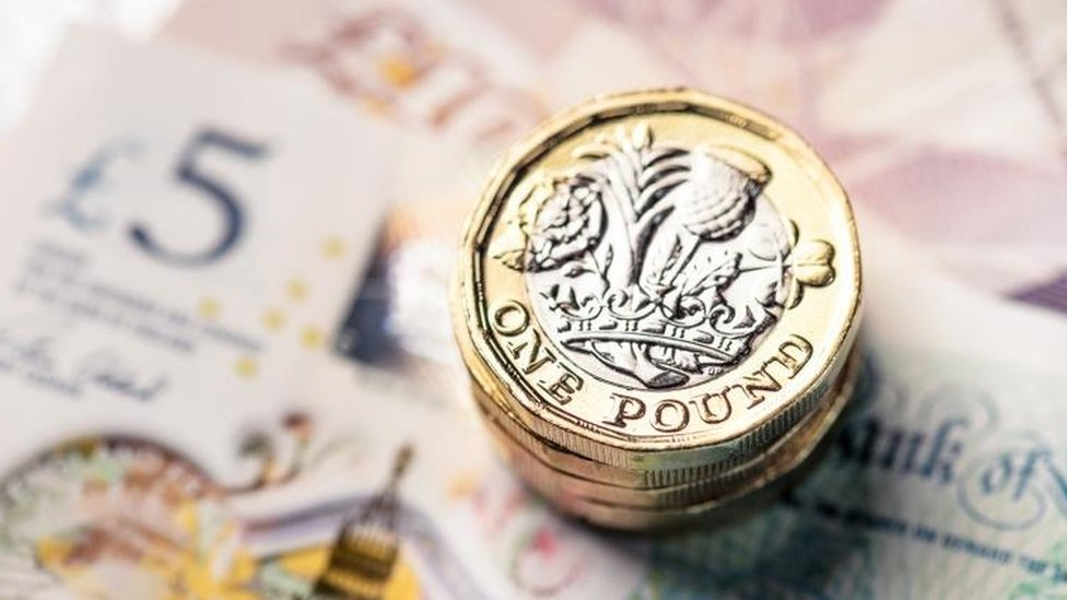 UK government borrowing falls more than expected