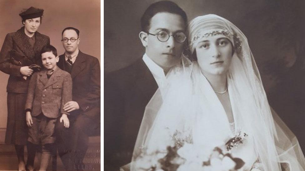 Yorkshire businessman sheltered Jewish family who fled Nazis