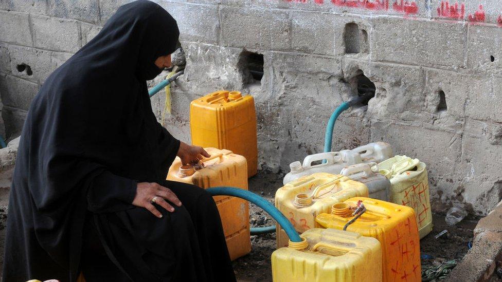Yemen es uno de los países más pobres de Medio Oriente.