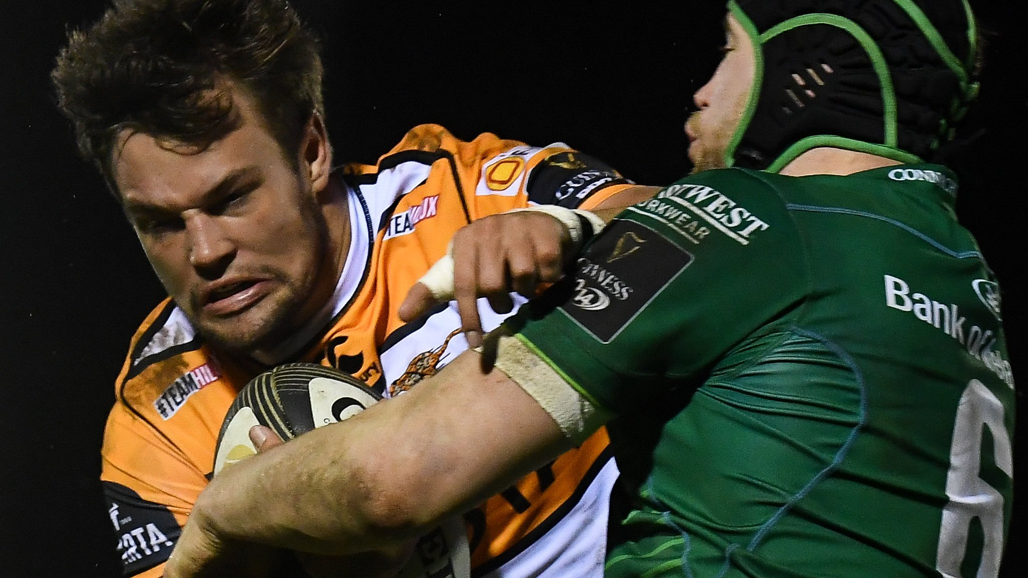 Player banned for 13 weeks for 'clearing nose' on opponent's face