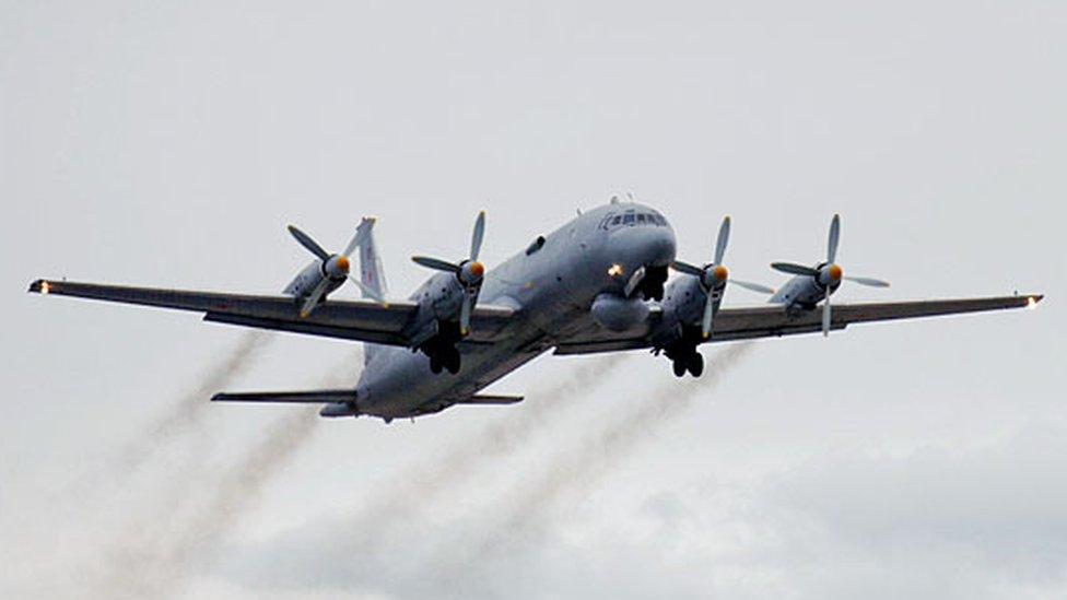 Російський Іл-20 збила Сирія з вини Ізраїля - Міноборони РФ