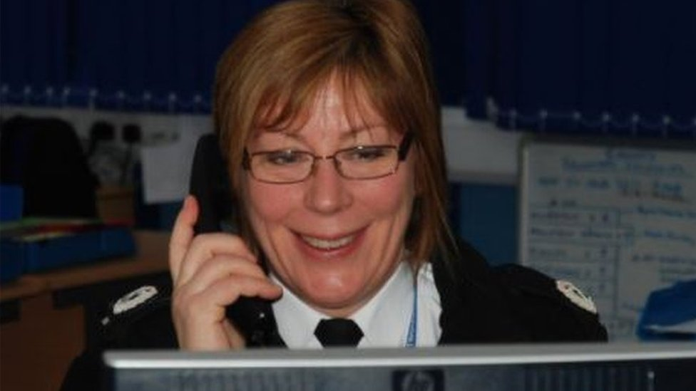 Former Nottingham Police chief constable Sue Fish