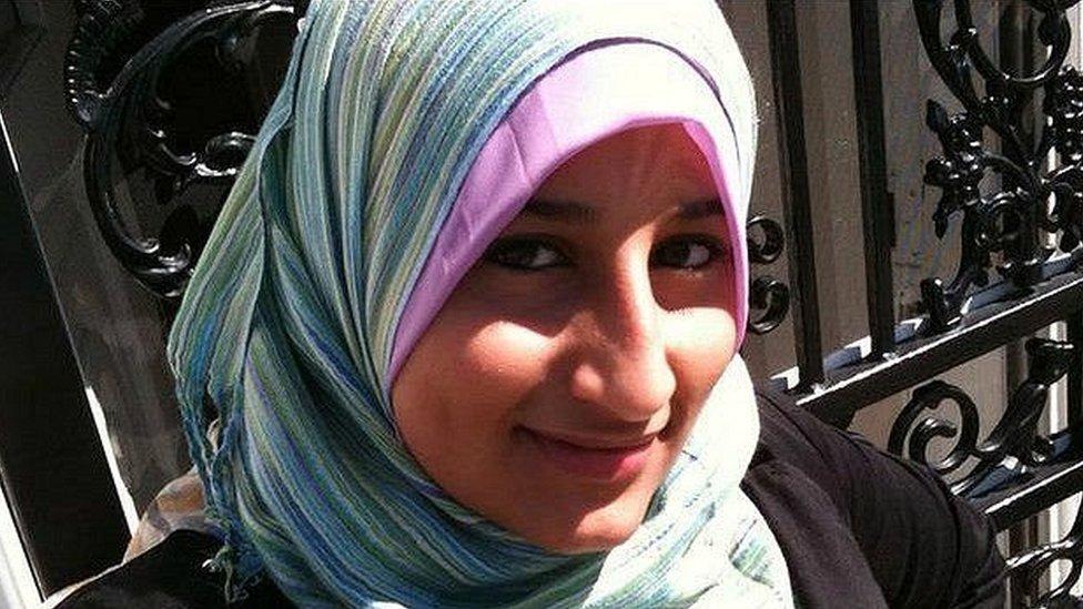 सुमेर नसीर न्यूयॉर्क में पढ़ाई कर रही हैं