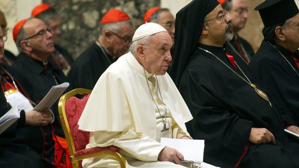 El papa Francisco organizó en febrero pasado una cumbre de la Iglesia católica sobre la protección a los menores.