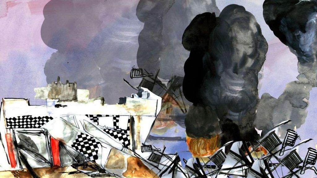 黎巴嫩內戰