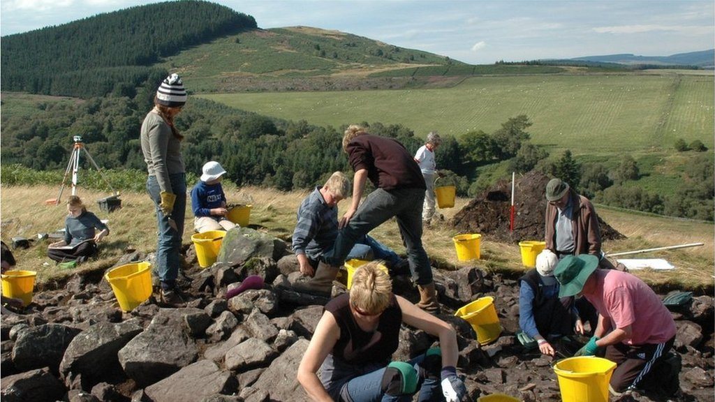 Durham University appeal for archaeology volunteers