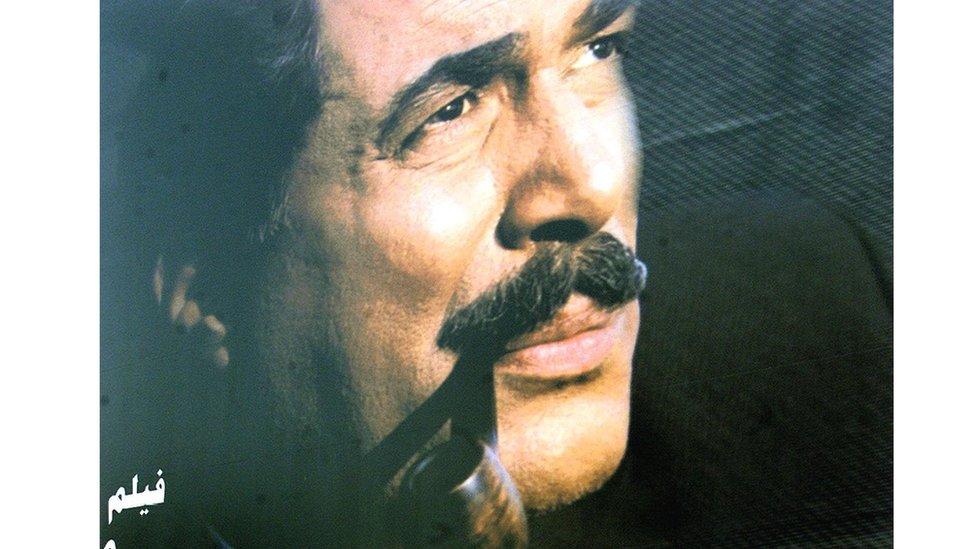 صورة أحمد زكي في فيلم أيام السادات