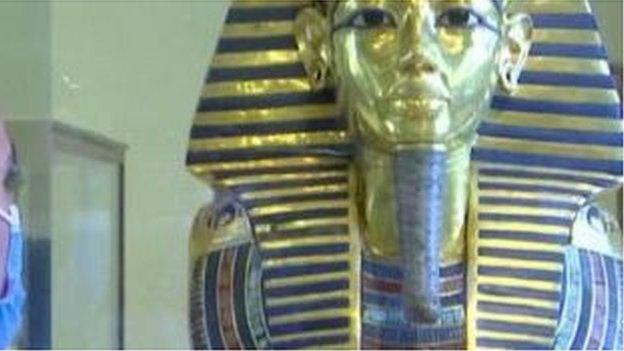 Giza'daki yeni Büyük Müze Tutankamun'un hazinelerini de sergileyecek
