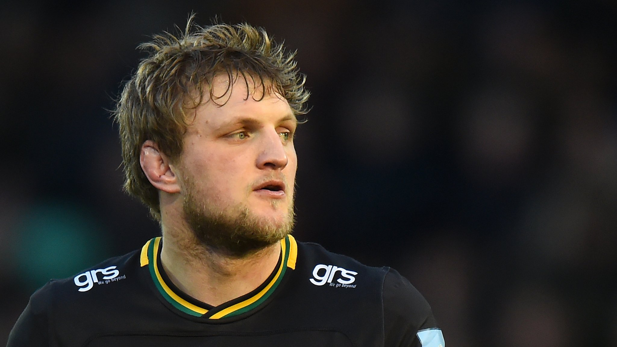 Jamie Gibson: Northampton Saints flanker signs new deal with club
