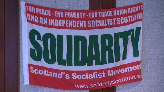 Bratach Solidarity