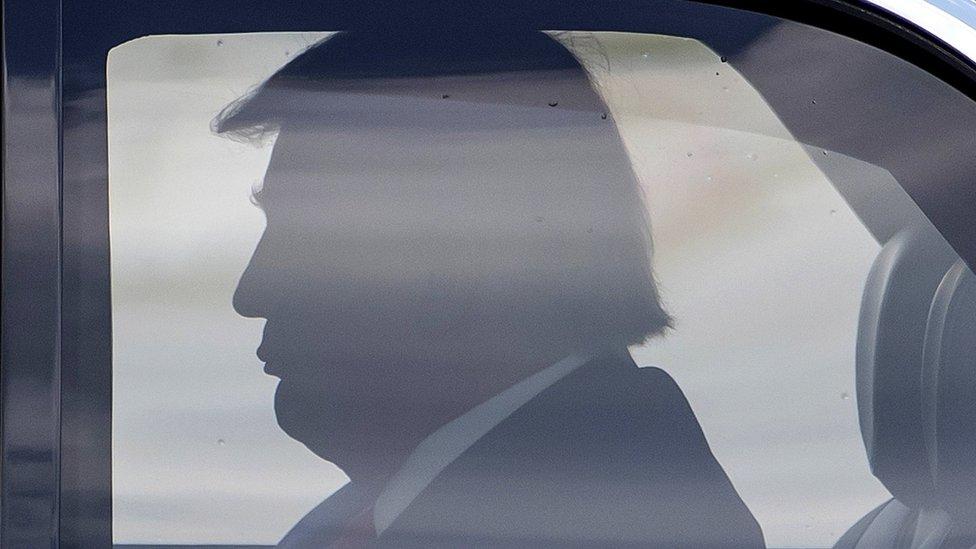 Donald Trump: la semana en que todo cambió para el presidente de Estados Unidos