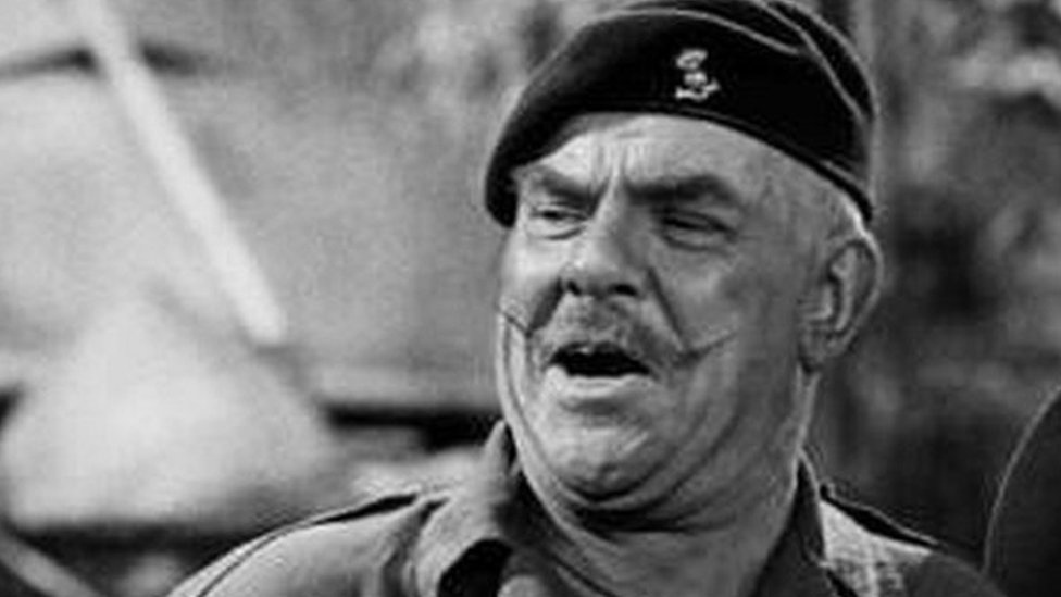 Windsor Davies: It Ain't Half Hot Mum actor dies aged 88