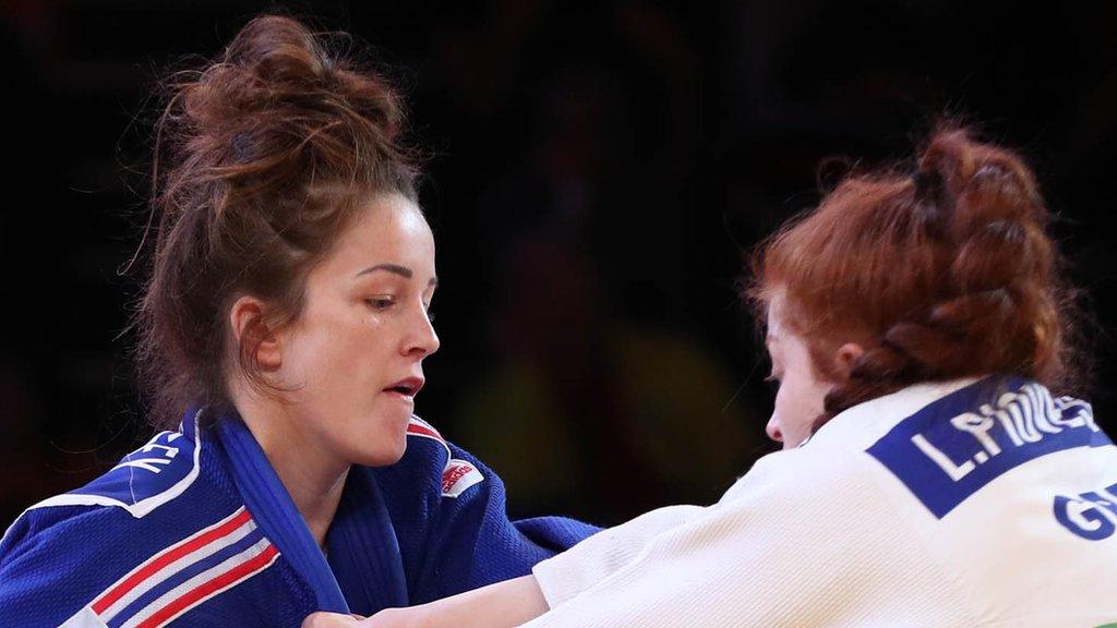 Cancun Grand Prix: GB's Amy Livesey wins bronze