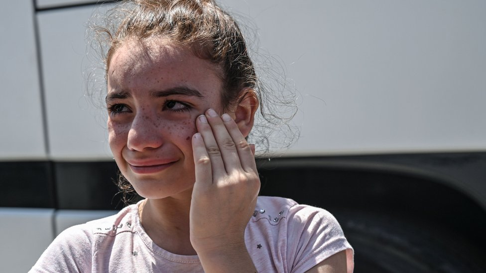 تركيا رحلت بعض اللاجئين السوريين إلى المناطق التي تسيطر عليها