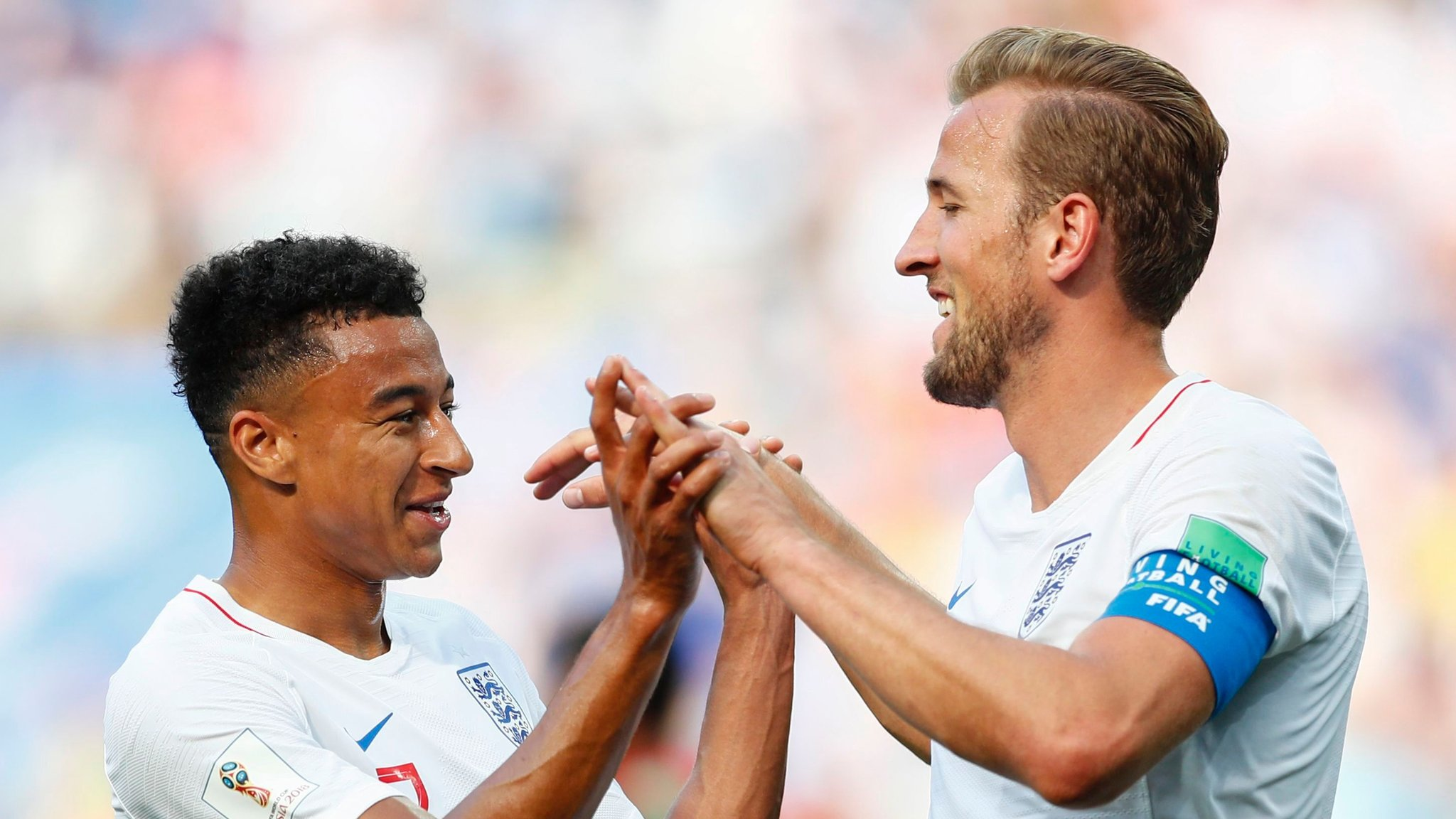 World Cup 2018: England put six past Panama to reach last 16