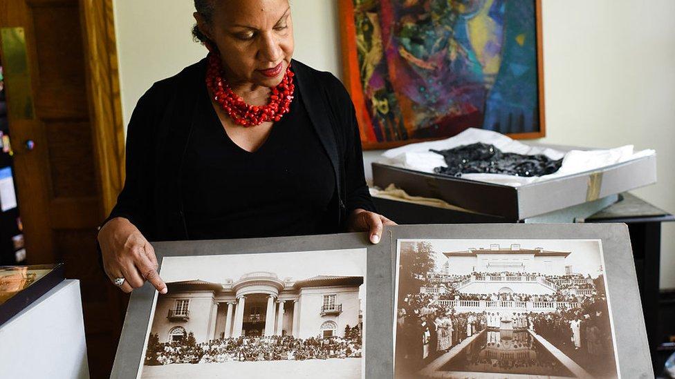 A'Lelia Bundles, biógrafa y descendiente de Madam C.J. Walker