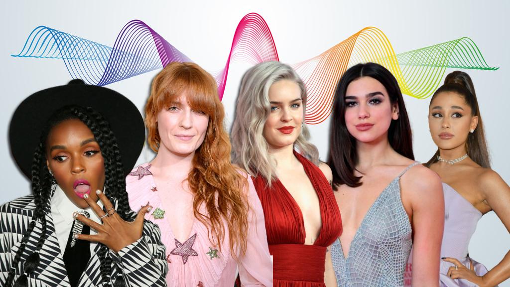 BBC News - Brit Awards: Anne-Marie, Dua Lipa, Jorja Smith and George Ezra lead nominations