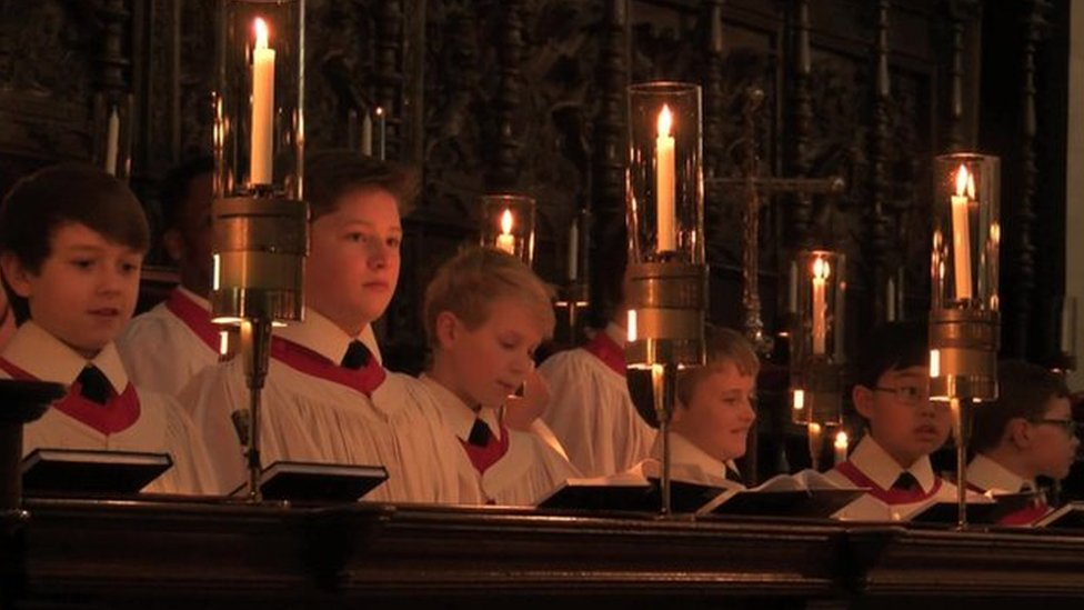 Lesley Garrett calls on King's College choir to admit girls