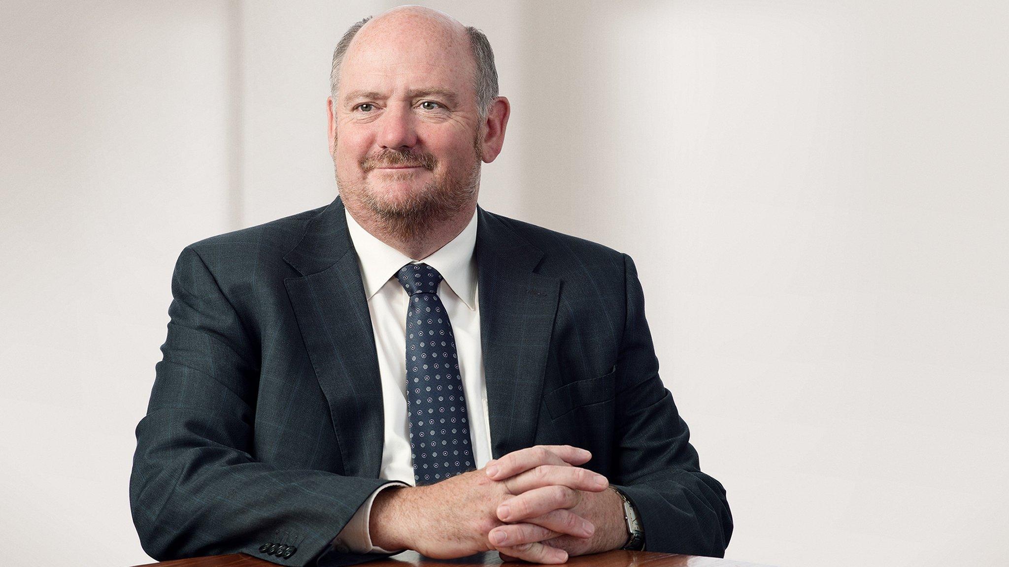 Businessman Richard Cousins 'leaves £41m' to Oxfam