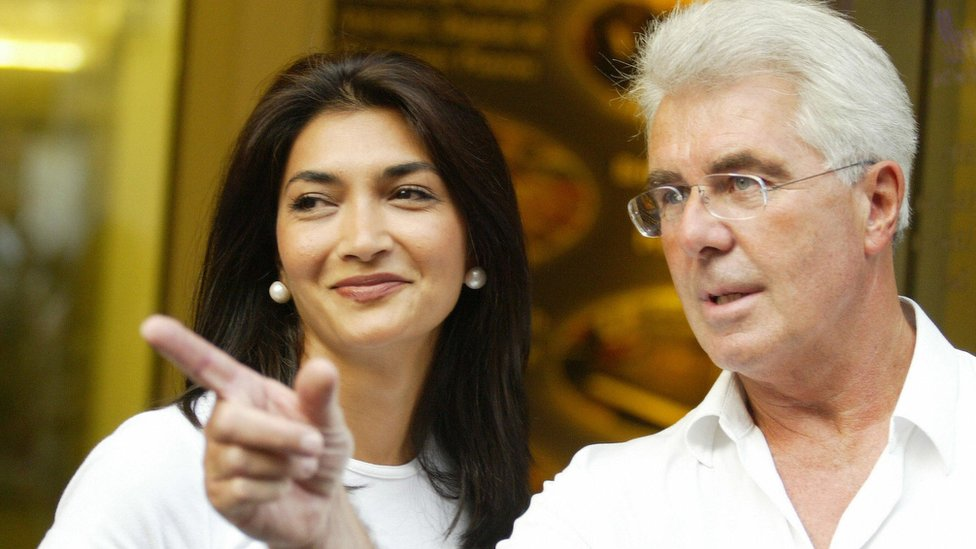 Max Clifford negotiated with tabloid newspapers on behalf of Faria Alam. The former secretary at the Football Asociation revealed her affair with with England Football Manager Sven Goran Eriksson.