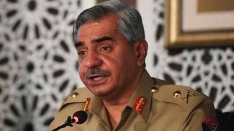 الناطق باسم الجيش الباكستاني اللواء بابار افتخار