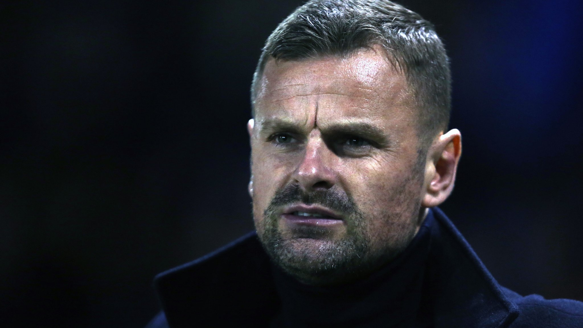 Richie Wellens: New Swindon Town manager reacted 'like lottery winner' to job