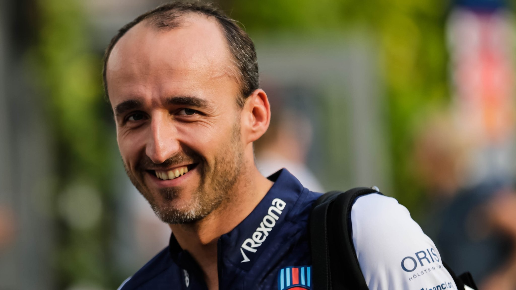 Kubica to make remarkable F1 return