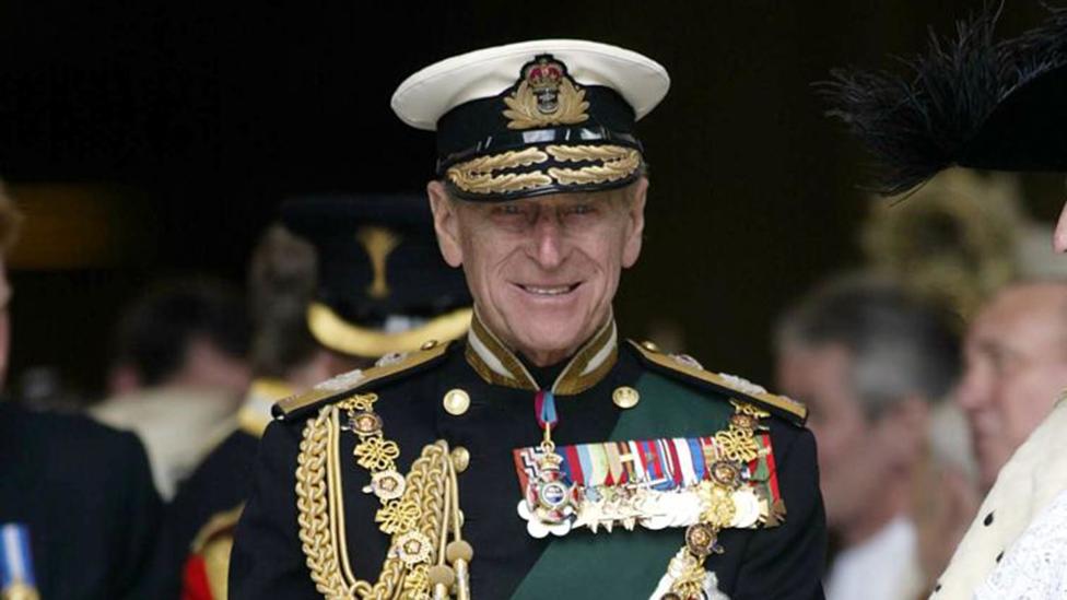 Pangeran Philip, Inggris