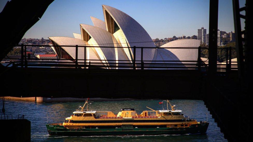 Ópera de Australia
