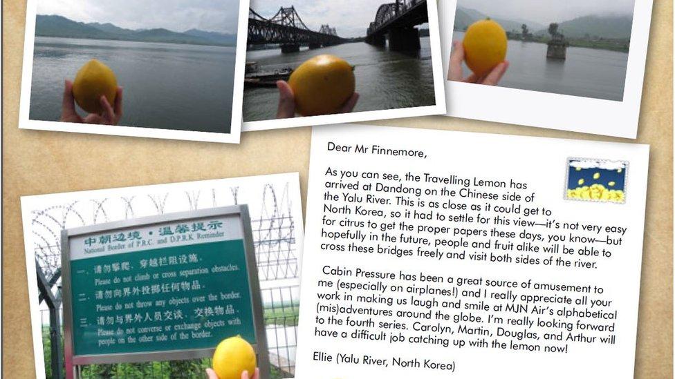 Lemon and Landmarks