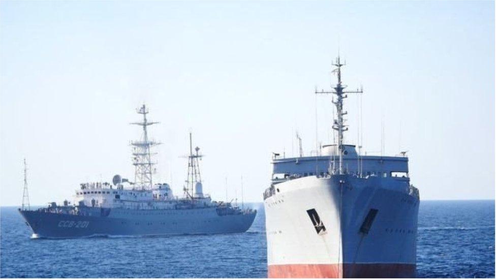 У ЄС закликали Росію припинити обмежувати судноплавство в Азовському морі