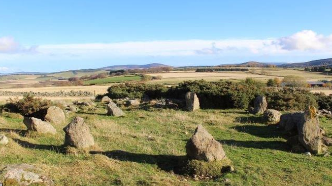 'Ancient' Aberdeenshire stone circle found to be replica