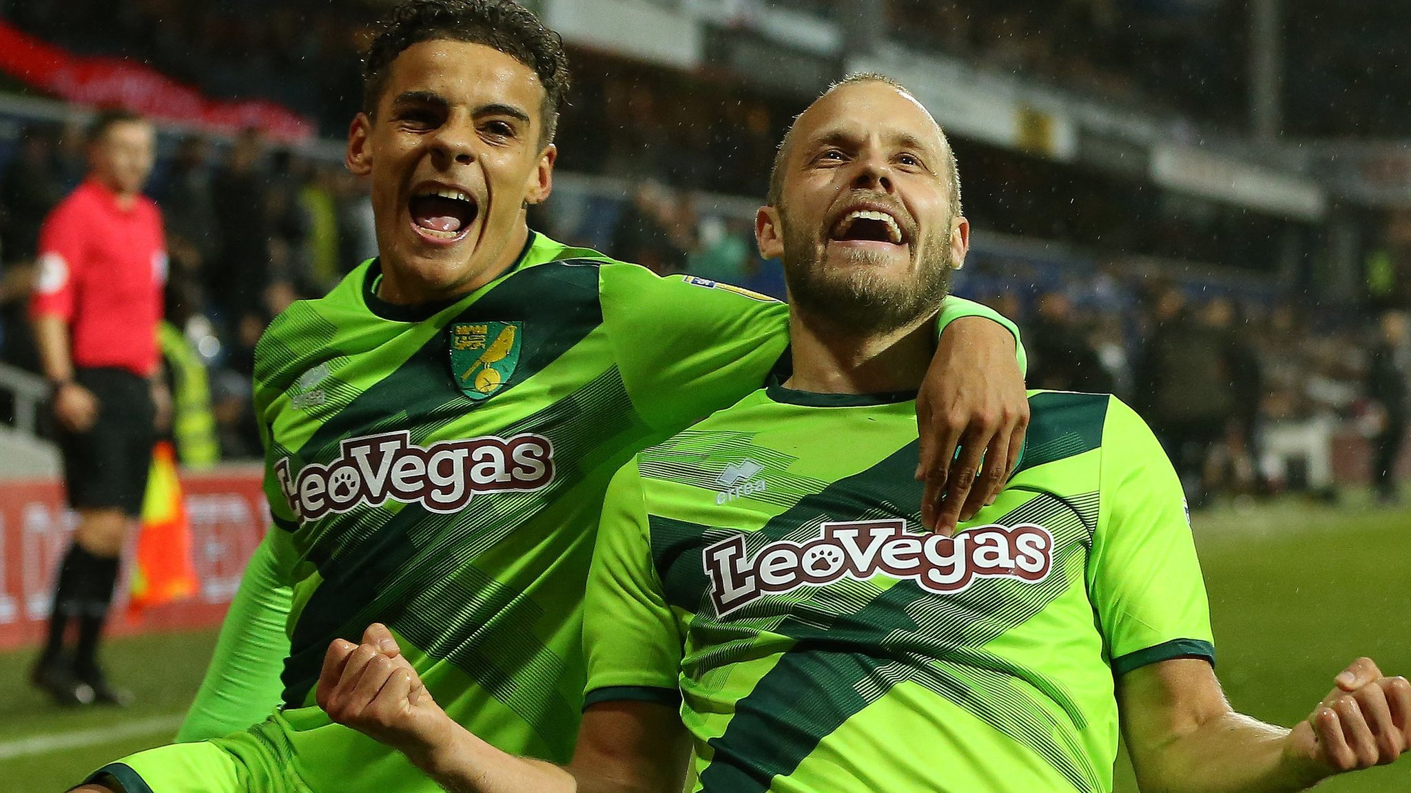 Championship: Norwich and Leeds dominate PFA selection of team of 2018-19