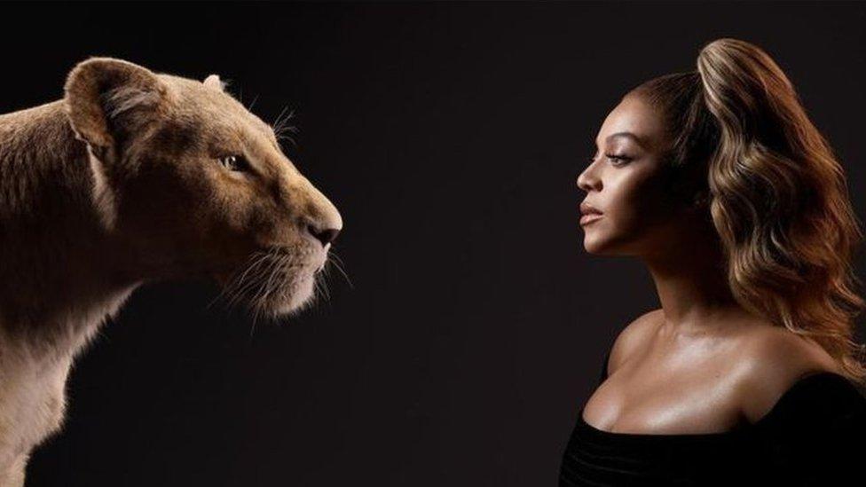 BBC News - The Lion King hits $1bn box office mark
